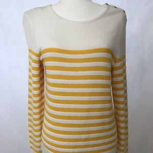 Saint James Maree Striped Sweater